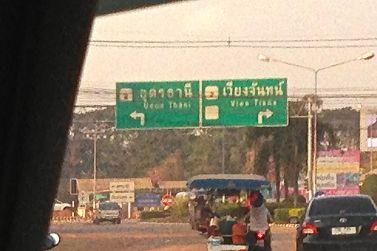 01 - Drive into Nong Khai